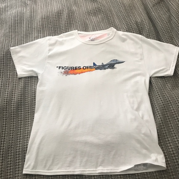 "Off-White Other - Virgil Abloh x MCA ""figures of speech""  t shirt"